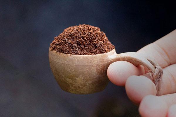Kahvimitta Ruokalusikka